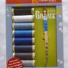 Gutermann Sewing Kit with Tweezer[Blue]-5